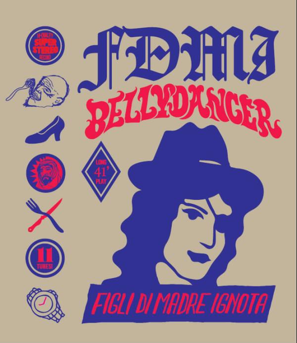 Bellydancer cover