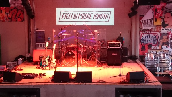 Stage @ FAQ - Grosseto