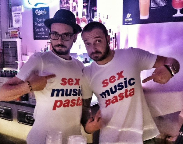 SEX MUSIC PASTA TOUR