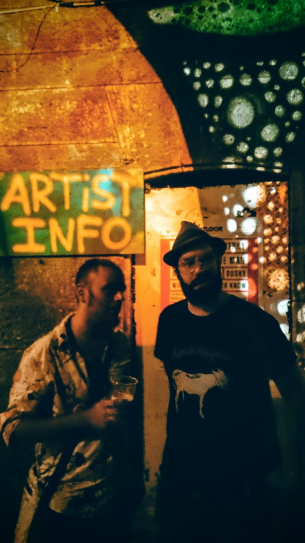 IASKO and DJ GRISSINO @ Goulash Disko 2015